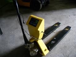 Unilift. Тележка гидравлическая с весами, 2 000кг.