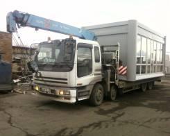 Услуги Самопогрузчика 12 тонн