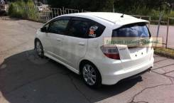 Спойлер. Honda Jazz Honda Fit