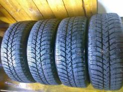Bridgestone ice cruizer 5000, 255/55 16. зимние, шипованные