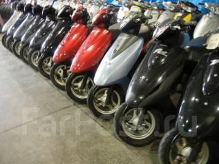 Мопеды и скутеры из Японии без пробега по РФ