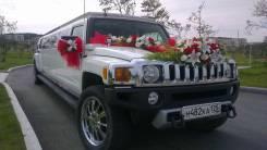 Hummer H3. С водителем