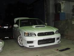 Бампер. Subaru Legacy B4, BE9, BE5, BEE Subaru Legacy, BHC, BES, BH5, BHE, BE5, BEE, BH9, BE9