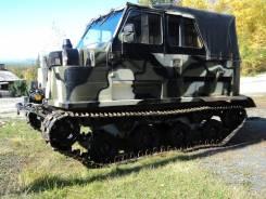 Продается вездеход - ГТМ-051 (гусеничный транспортер малогабаритный)