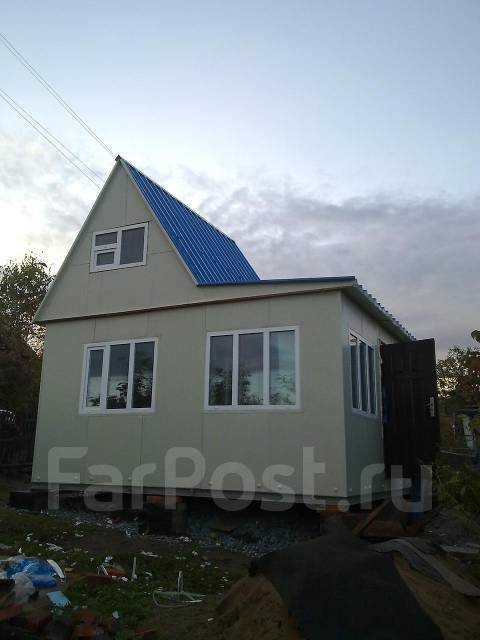 Изготовления дач, пляжных домиков, бытовок возможен кредит от 12 %.