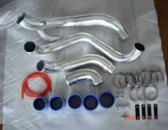 Интеркулер. Nissan 240SX Nissan Silvia, S14, S15 Nissan 200SX, S14 Двигатель SR20DET