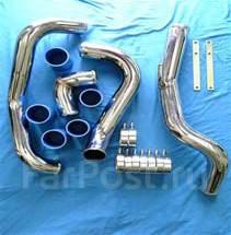 Интеркулер. Nissan 200SX Nissan 180SX Двигатель CA18DET
