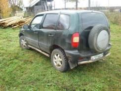 Chevrolet Niva. механика, 4wd, бензин