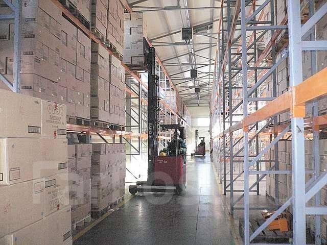 Ответственное хранение свежемороженой и другой продукции. 1 600 кв.м., улица Жигура 11, р-н Третья рабочая. Интерьер