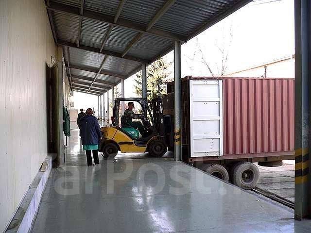 Ответственное хранение свежемороженой и другой продукции. 1 600 кв.м., улица Жигура 11, р-н Третья рабочая