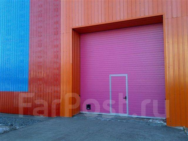 Секционные ворота, откатные ворота, рольставни, шлагбаумы, заборы