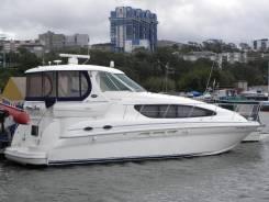 Searay. Год: 2004 год, длина 13,72м., двигатель стационарный, 920,00л.с., дизель