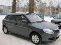 Skoda Fabia. механика, передний, 1.2, бензин