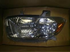 Продам левую фару Toyota Highlander  2007-2009 год