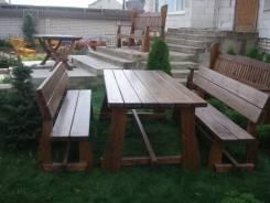 ДревоЛад: мебель из массива для дома и сада! (8). Под заказ