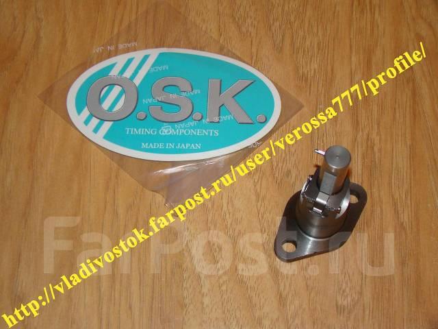 Набор цепного ГРМ OSK для двигателей 4M40 c двойной цепью MI306X. Mitsubishi: L200, Pajero, Delica, Nativa, Montero, Montero Sport, Challenger, Pajero...