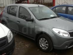 Renault Sandero. механика, передний, 1.6, бензин