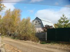 Продам шикарный участок с домом в 300 м от Уссури. 1 500кв.м., собственность