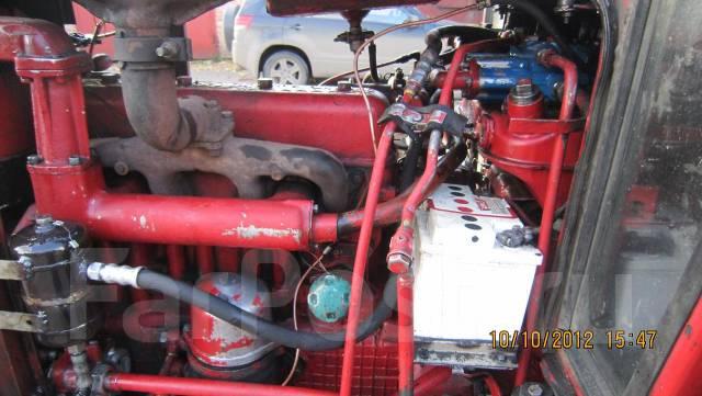 Прицеп тракторный 2ПТС 4,5 - описание и характеристики.