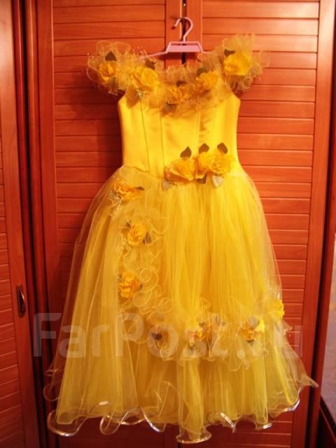 Платье для мисс конкурса для девочек