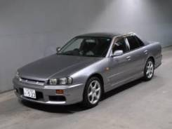 Nissan Skyline. HR34, RB20DE