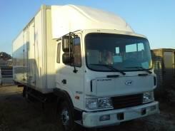 Hyundai HD120. Новый изотермический фургон ! 2014 г. в., 5 900 куб. см., 7 000 кг.