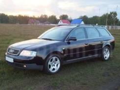 Audi A6. A6, AJK