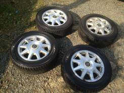 Dunlop Graspic DS2. Зимние, без шипов, износ: 20%