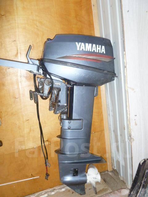новый лодочный мотор ямаха хабаровск