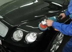 Профеесиональная и качественная полировка авто
