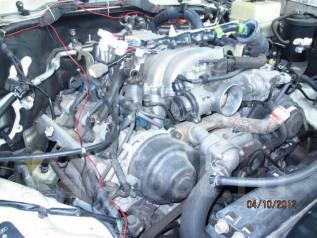 Двигатель. Toyota Land Cruiser, UZJ100W Двигатель 2UZFE