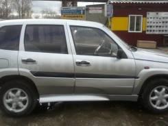 Chevrolet Niva. механика, 4wd, 1.7, бензин