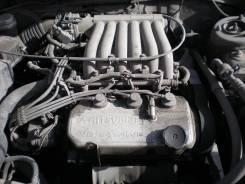 Двигатель. Mitsubishi Galant, E54A Двигатель 6A12