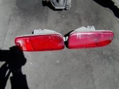Вставка в бампер - габаритный катафот (отрожатель). Suzuki Swift, HT51S Двигатель M13A