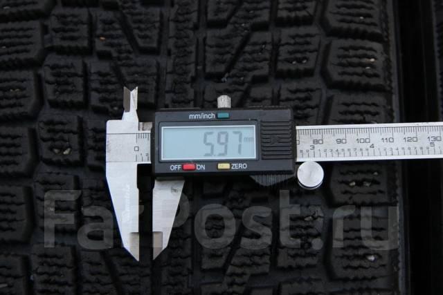 Yokohama Guardex F720. Зимние, без шипов, 2002 год, износ: 30%