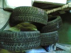 Kumho. зимние, шипованные, 2011 год, б/у, износ 50%