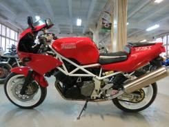 Yamaha TRX850. 850 куб. см., исправен, птс, без пробега