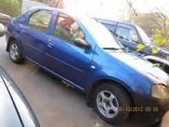 Renault Logan. механика, передний, 1.4, бензин