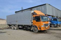 Hino Super Dolphin. Продаю отличный грузовик-бабочку 12 тонн, 11 500куб. см., 12 000кг., 4x2