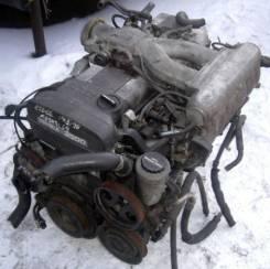 Двигатель в разобранном состоянии по запчастям