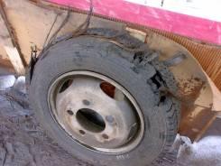 Dunlop. зимние, без шипов, 2001 год, б/у, износ 10%