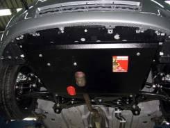 Защита двигателя. Toyota Yaris