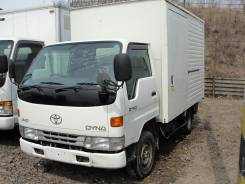 Toyota Dyna. Продам грузовик 4ВД, 3 000куб. см., 1 500кг., 4x4