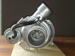 Турбина. Isuzu Trooper Isuzu Bighorn, UBS73GW Двигатель 4JX1