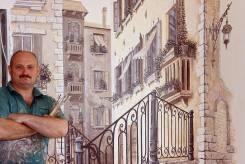 Художественная роспись и фреска любой сложности!. Тип объекта дом, коттедж и любая поверхнасть, срок выполнения месяц