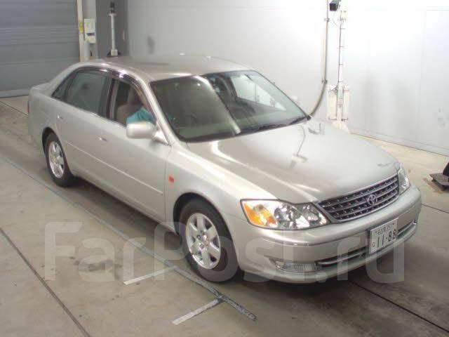 Toyota Pronard. 1MZ