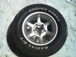 Cooper Cobra GTZ. всесезонные, б/у, износ 30%