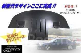 Диффузор. Toyota Corolla Levin