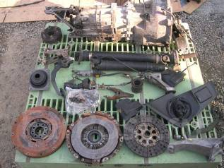 Комплект AT->MT 2Jzgte Supra JZA80 Getrag. Toyota Supra, JZA80 Двигатель 2JZGTE