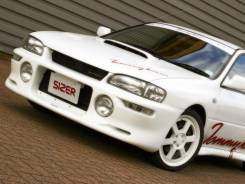 Передний бампер Tommy Kaira для Subaru Impreza GC GF от instylepro